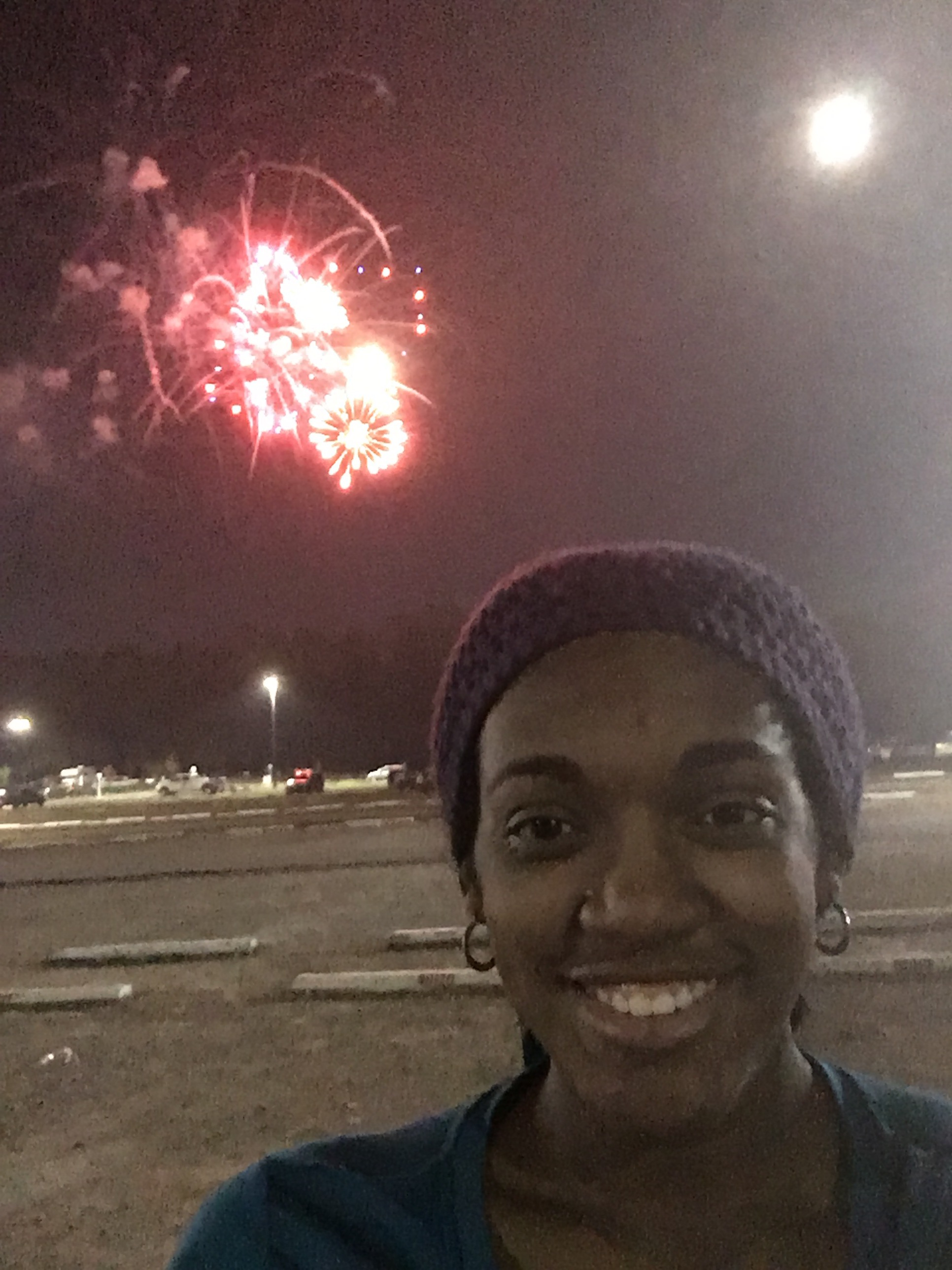 slouch hat, fireworks