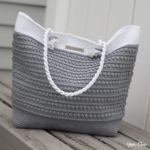 Malia Crochet Bag by Yarn + Chai